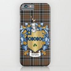 Thompson Crest and Tartan Slim Case iPhone 6s