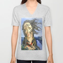 Venus from Amazonas Unisex V-Neck