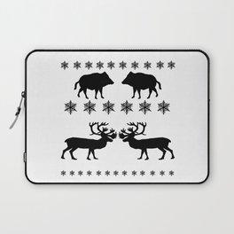 Winter design Laptop Sleeve