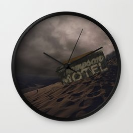 Heartbreaks and Promises Wall Clock