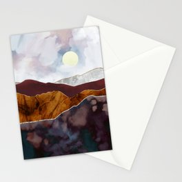 Distant Light Stationery Cards