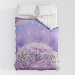 Hope - Pink Comforters