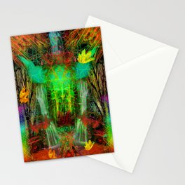 The Cooling Spirit of Autumn Stationery Cards
