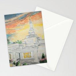 Baton Rouge Louisiana LDS Temple Stationery Cards