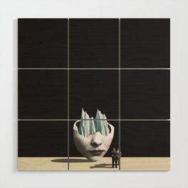 Zero K / NYT Wood Wall Art