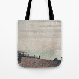 Evening, Honfleur Tote Bag
