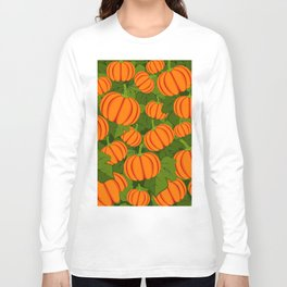 C13D Pumpkin Harvest Long Sleeve T-shirt