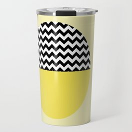 Moiety Yellow Travel Mug