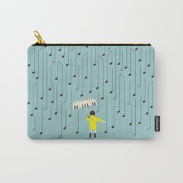 Singing in the Rain v2 Carry-All Pouch