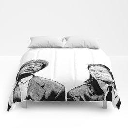 Pulp Fiction Comforters