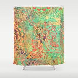 Boheme Atmosphere Shower Curtain