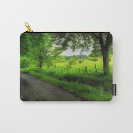 Oklahoma Backroad Carry-All Pouch