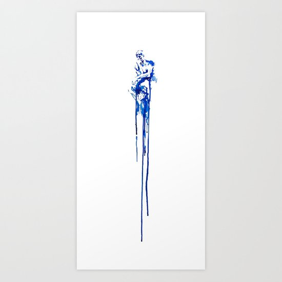 This One Fleeting Thought Art Print