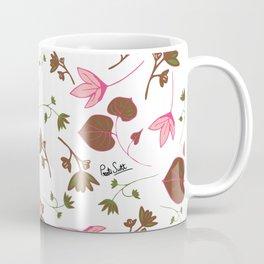 Fall Colors Leaves Coffee Mug