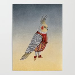 Petit monsieur Maxime Poster