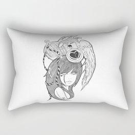 Witch Nina Rectangular Pillow