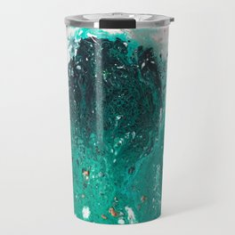Mountain runoff Travel Mug