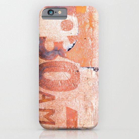 Collide 3 iPhone & iPod Case