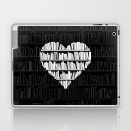 Book Lover Laptop & iPad Skin