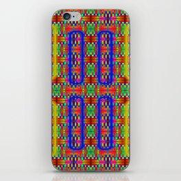 Radiant-sticks-pattern #2 iPhone Skin