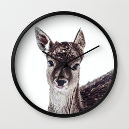 LITTLE FAWN FIONA Wall Clock