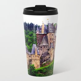 castle eltz, germany. Travel Mug