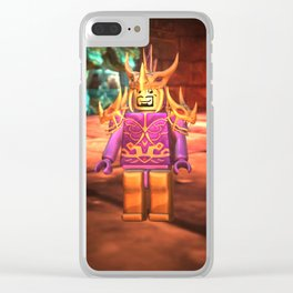 The Dragonstalker Clear iPhone Case