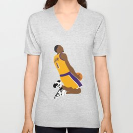 NBA Players | KobeBryant Dunk Unisex V-Neck