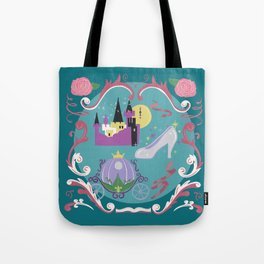 A Fairy Tale With A Happy Ending Tote Bag