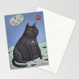 Peep in Space Stationery Cards