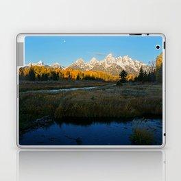 Autumn Sunrise Laptop & iPad Skin