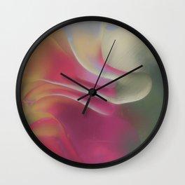 Swirls Wall Clock