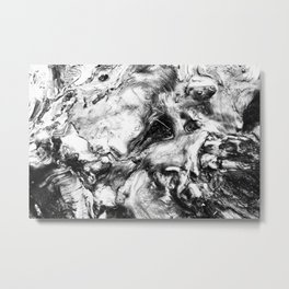 Landscape of you Metal Print