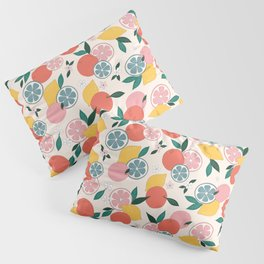 Citrus crush Pillow Sham