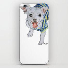 Trendy Chihuahua iPhone Skin