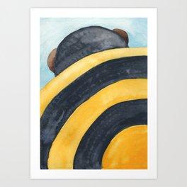 What the Buzz? Art Print