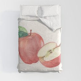 Apple and a Half Comforters