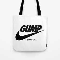 Gump Just Do It Tote Bag