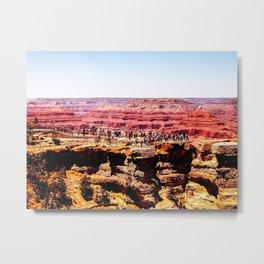 summer at Grand Canyon national park, USA Metal Print