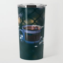 Birds and Coffee Travel Mug