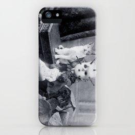 I Wish I iPhone Case