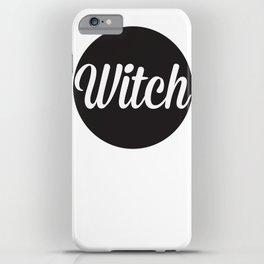 Witch Milk iPhone Case
