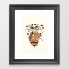 COEUR Framed Art Print