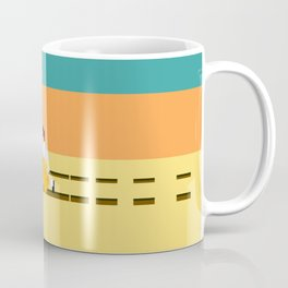 How Can A Train Be Lost? Coffee Mug