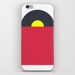 Vinyl Collection #1 iPhone Skin