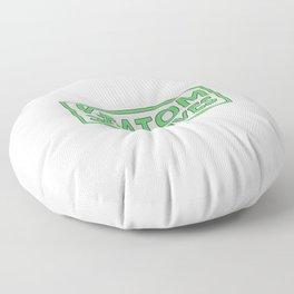 Kratom Saves Lives | Art Work Gift Floor Pillow