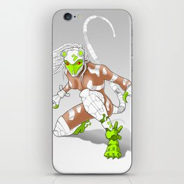 Project X iPhone Skin