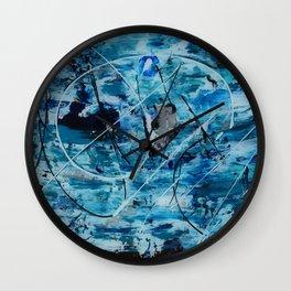 Sea motion Wall Clock