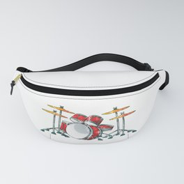 Drums Fanny Pack