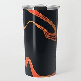 Liquid Fire Travel Mug